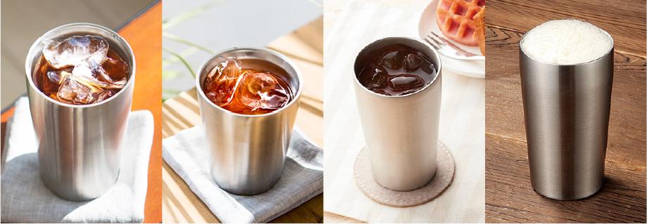 タンブラー、マグカップ、ボトル