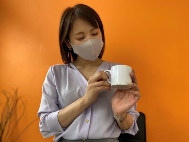 フルカラー転写対応陶器マグカップ(170ml)アイキャッチ画像