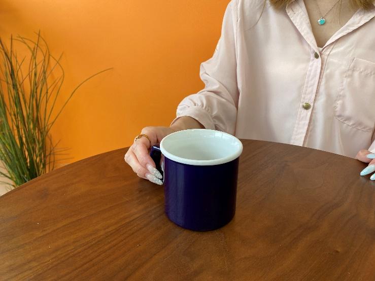 陶器マグストレート ラウンドリップアイキャッチ画像