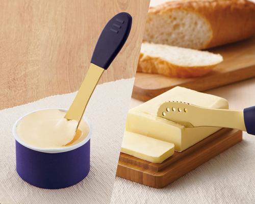 ブランジェリーメール・アイスクリームスプーン&バターナイフセット