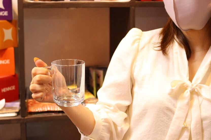 グラス製マグ(250ml)アイキャッチ画像