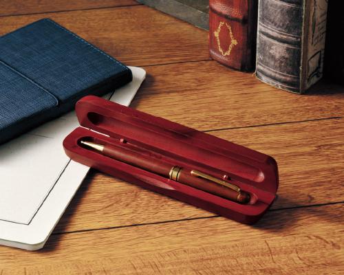 ST084-71 ローズウッドボールペン(紫檀材)